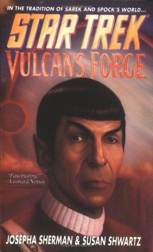 Vulcan's Forge (Star Trek), Josepha Sherman, Susan Shwartz