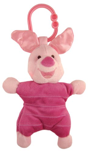 Kids Preferred Attachable Light Up Musical Toy, Piglet - 1