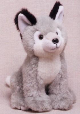 Medium Plush Wolf - Buy Medium Plush Wolf - Purchase Medium Plush Wolf (Wildlife Artists, Toys & Games,Categories,Stuffed Animals & Toys,Animals)