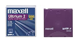 Maxell 183850 LTO Ultrium-2 200/400GB Tape Cartridge