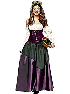 Tavern Wench Adult Costume - Womens Small (4-6)