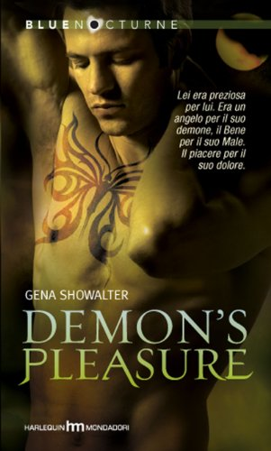 Gena Showalter - Demon's pleasure