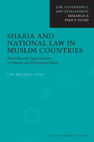 Sharia and National Law in Muslim Countries: Tensions and Opportunities for Dutch and EU Foreign Policy (Law, Governance, and Development: Research & Policy Notes)