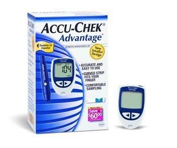 Cheap Accu-Chek Advantage Diabetes Monitoring Kit (B000PH31JA)