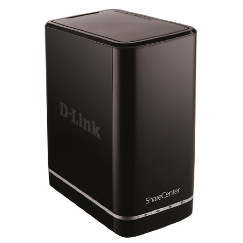 D-Link SoHo Cloud ShareCenter + 2TB NAS Speicher