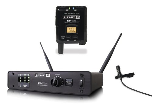 Line 6 Xd-V55L Digital Wireless System With Bodypack Transmitter And Lavalier