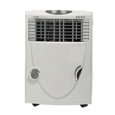 Voltas VB P15M 15-Litres 155-Watt Air Cooler(White)