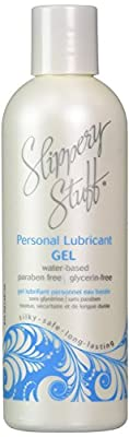 Slippery Stuff Water-Based Longlasting Personal Lubricant Gel