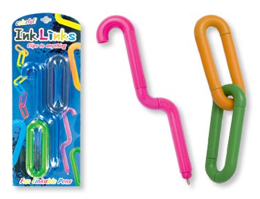 INK Links Set of 3 Linkable Pens