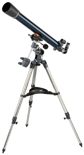 Learn More About Celestron 21062 AstroMaster 70 EQ Refractor Telescope
