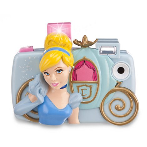 Disney Princess Cinderella Official Toy Camera - 1