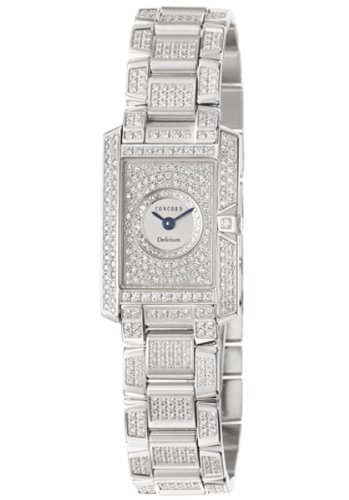 Concord Delirium Women's Quartz Watch 0311094