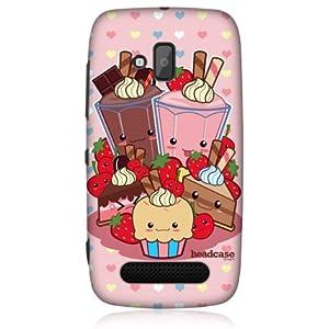Kawaii Cakes And Shakes Menu Design Hard Back Case For Nokia Lumia 610