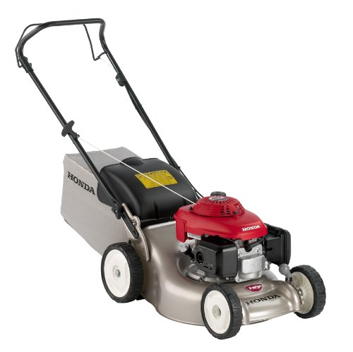 Honda Izy HRG415PD 16-inch Wheeled Push Petrol Lawnmower