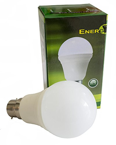 B22 Bayonet Cap 6W Epistar Ceramic LED Globe Bulb GLS Warm White 3000k, Energy Saving, Special Offers Available