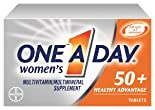 One-A-Day Multivitamin/Multimineral, Women's, Healthy Advantage, 50+ 65 tablets