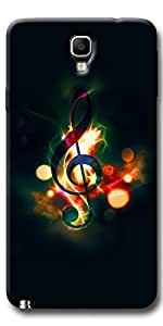 DigiPrints Designer back cover for Samsung Galaxy Note 3 Neo