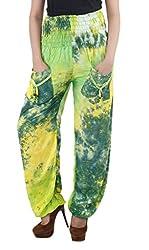 Indian Kalakari Designer Harem Pants