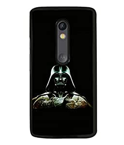 printtech Army Masked Man Back Case Cover for Motorola Moto G Turbo Edition