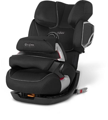 cybex 512111008 pallas 2 fix autositz gruppe i ii iii pure black test 2012 kaufen autositze. Black Bedroom Furniture Sets. Home Design Ideas