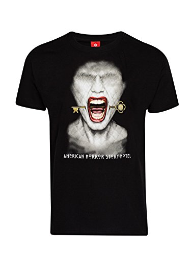 American Horror Story Key T-Shirt nero S