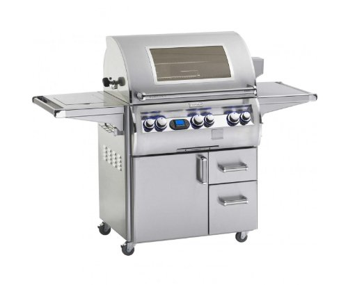 "Fire Magic Echelon Diamond E660s Stainless Steel 30"" Grill E660sMe1n62W"