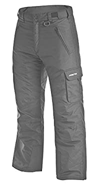 Arctix Insulated Cargo Snowsports Pants – 32″ Inseam – Men's