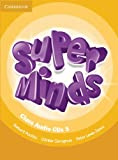 Super Minds Level 5 Class CDs (4)
