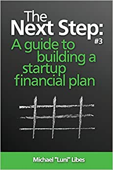The Next Step: A Guide To Building A Startup Financial Plan (Volume 3)