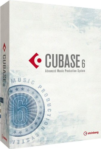 Steinberg Cubase 6 Retail Multitrack Recording Software