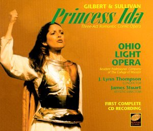 Princess Ida by Gilbert & Sullivan