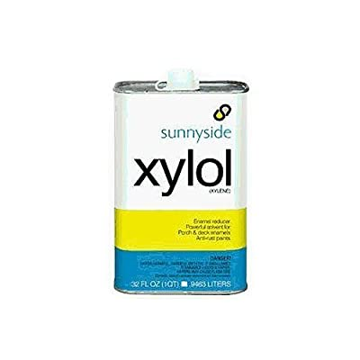 SUNNYSIDE CORPORATION 82232 1-Quart Xylol/Xylene Solvent