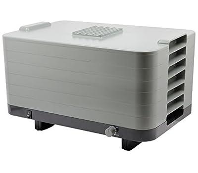 L'Equipe 528 6 Tray Food Dehydrator, 500-watt from L'Chef LLC