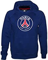 Sweat shirt à capuche PSG - Collection Officielle - PARIS SAINT GERMAIN - football - Ligue 1 - Taille Homme