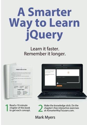 A Smarter Way to Learn jQuery: Learn it faster. Remember it longer.: Volume 3