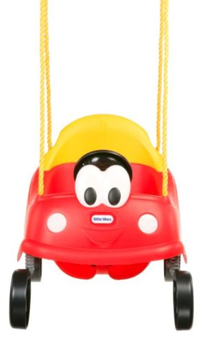 An Image of Little Tikes Cozy Coupe First Swing