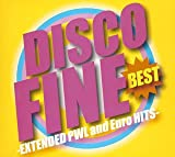 DISCO FINE BEST-EXTENDED PWL and Euro HITS-