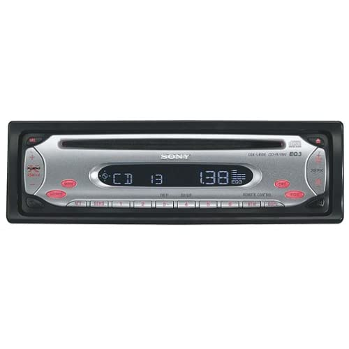 Cd receiver for car