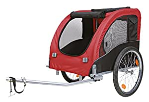 Trixie Bicycle Trailer, Large, 60  57  80 cm