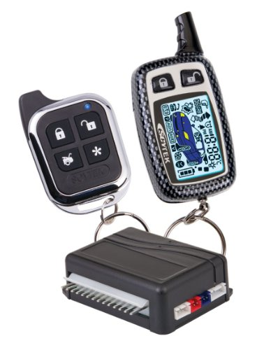 Scytek Astra 777 2-Way Paging Car Alarm Vehicle Security System With Lcd Remote Transmitter front-962809