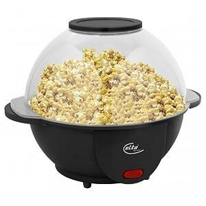 elta el pc120 appareil pop corn circulaire 750w contenance 2 85l cuisine maison. Black Bedroom Furniture Sets. Home Design Ideas