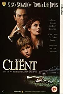 The Client [VHS] [1994]