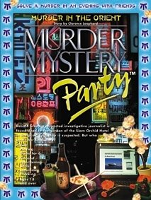 BV Leisure Murder Mystery Game