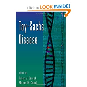 Amazon.com: Tay-Sachs Disease, Volume 44 (Advances in Genetics ...