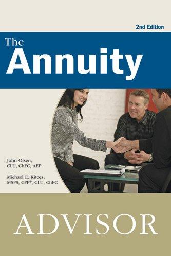 The Annuity Advisor 2nd edition