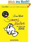 Simons Katze f�r jeden Tag - 2015