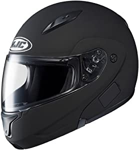 HJC Helmets CL-MAX 2 Helmet (Matte Black, Medium) from HJC Helmets