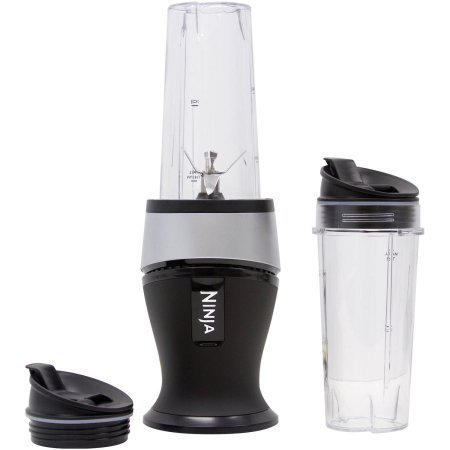 Ninja Fit Blender, Stainless Steel, 700W power pod with Pulse Technology (700 Pro Juicer compare prices)