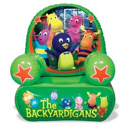 Nick Jr. backyardigans inflatable chair