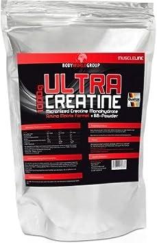 BWG Ultra Creatin Monohydrat 2 x 1000g Beutel